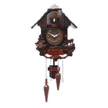 Настенные часы с кукушкой columbus co-0229