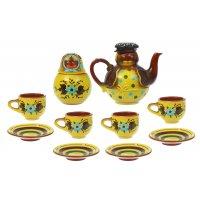 Набор чайный купеческий 10 предметов