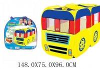 Палатка игровая автобус 148*75*96 см, сумка