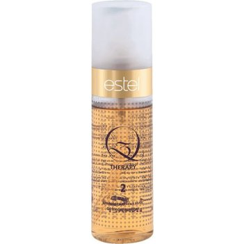 Масло q3t/m для поврежденных волос q3 therapy