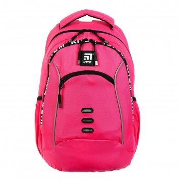 Рюкзак школьный kite 813m, 40 х 28 х 16, для для девочки,очки, education,