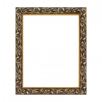 Рамка для картин 31смx40см золотая