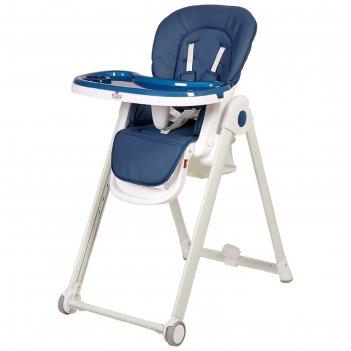 Стульчик для кормления polini kids 440, синий
