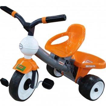 Велосипед 3-х колесный дидактик №2 46352