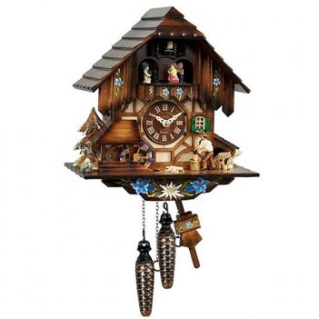 Часы с кукушкой sars 0463-8mt