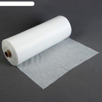 Полотенца косметические, одноразовые, 35 x 70 см, 100 шт в рулоне
