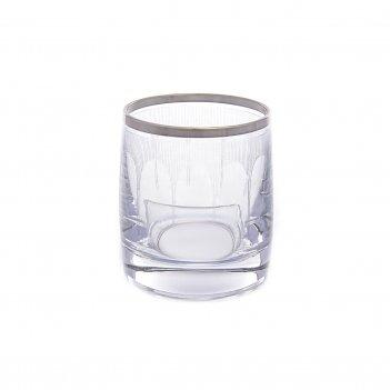 Набор стопок для водки 60 мл идеал платина (6 шт)