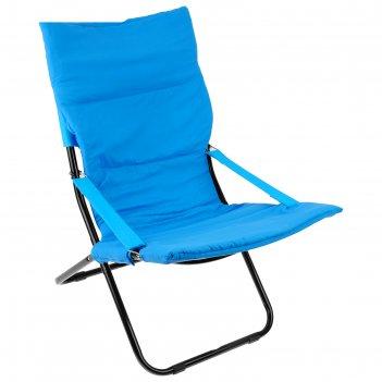 Кресло-шезлонг (hhk4/b синий (1 шт. в уп.))