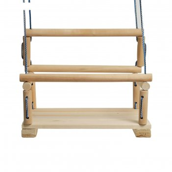 Качель подвесная, деревянная 30*40см