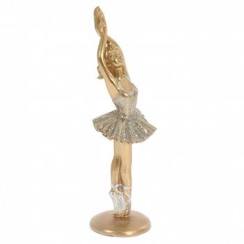 Фигурка декоративная балерина, l7 w7 h22,5 см
