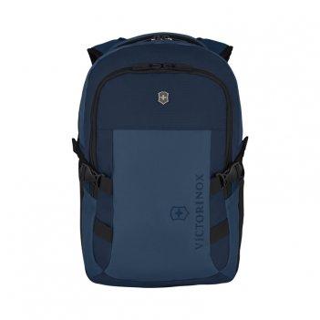 Рюкзак victorinox vx sport evo compact backpack, синий, полиэстер, 31x18x4