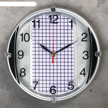 Часы настенные, серия: классика, натали, d=23 см