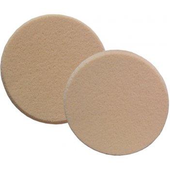 Спонж-губка h15 для макияжа круглая (5 шт в уп.)