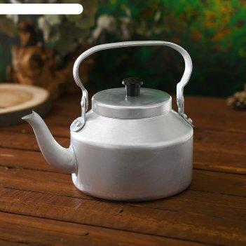 Чайник костровой «следопыт», 1,5 л