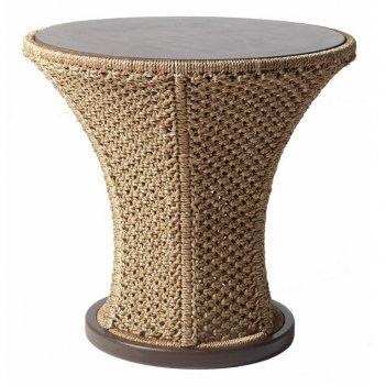 Стол полиамидный leda флора, садовая мебель