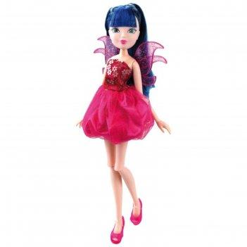Кукла winx club бон бон муза