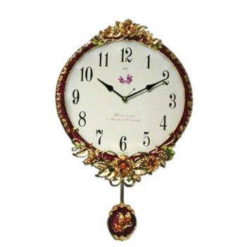 Настенные часы с маятником b&s sa 2301