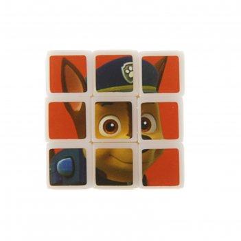 Игра-головоломка кубик щенячий патруль