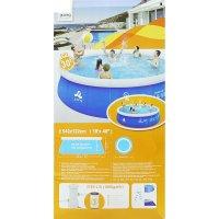 Бассейн надувной prompt set pool 540х122 см, 5473 л. (фильтр-насос 1000 л/