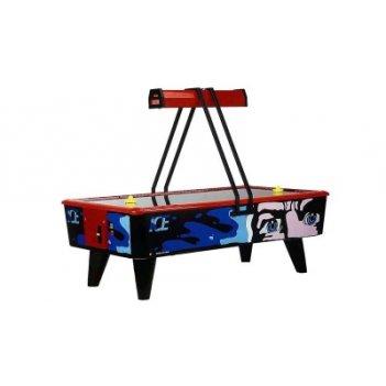 Аэрохоккей ice & fire (160х80см) неон