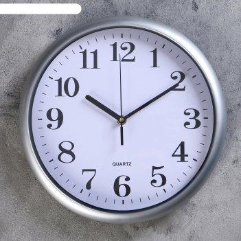 часы пластиковые