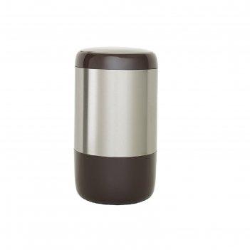 Урна для мусора lima, вращающаяся крышка, 20л, d=28,5, h=50,5 см, цвет кор