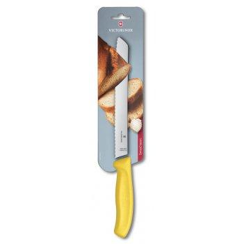 Нож для хлеба swissclassic victorinox 6.8636.21l8b