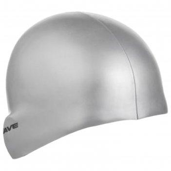 Шапочка для плавания силиконовая metal, , silver m0535 05 0 12w