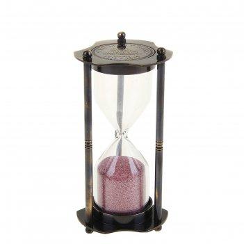 Сувенирные песочные часы (3 мин) закат