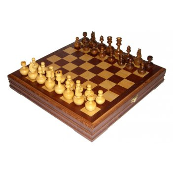Rta-3369 игровой набор - шахматы неваляшки + шашки.