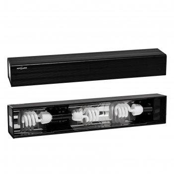 Светильник для ламп compact, 66 х 12 х 9 см