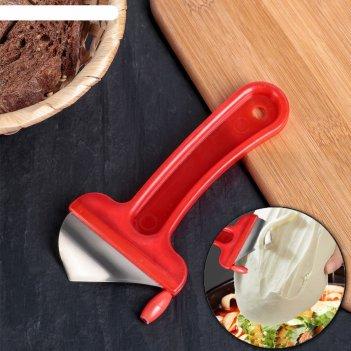 Нож для лапши 14,5х7 см заря