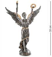 Ws- 83 статуэтка богиня ника с факелом и лавровым венком