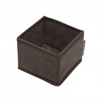 Короб для хранения, цвет коричневый