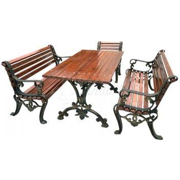 Комплект садовой мебели «гефест» 1,5 м