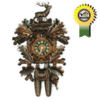 часы с кукушкой настенные «hasselfelde»