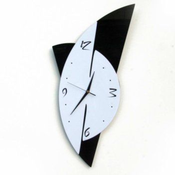 Настенные акриловые часы парус cl179  (36х54см)