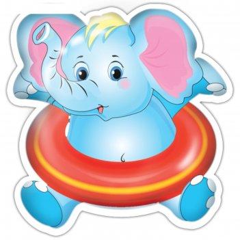 Гель-пена для душа слоник с ароматом жевательной резинки, 60 мл