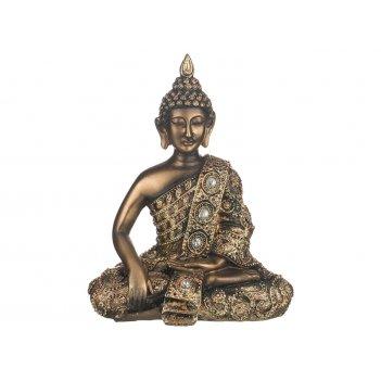 Фигурка будда. пробуждение 14*7,5*17см