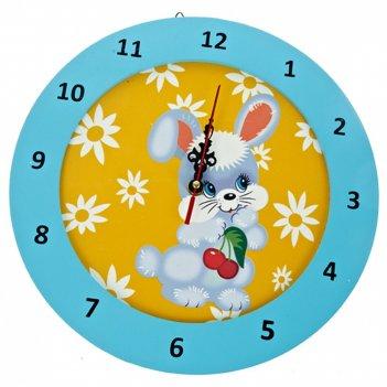 Часы настенные непоседы d=22/30см. (батарейка-1aa)