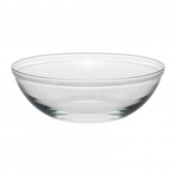 Миска, прозрачное стекло оппен