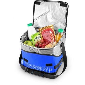 Изотермическая сумка холодильник ezetil kc extreme 16 blue 16 литров