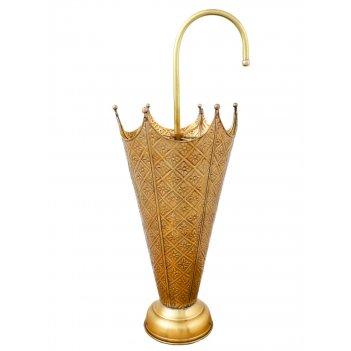 Подставка под зонты латунь (антик)