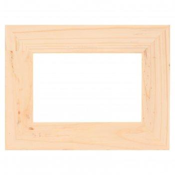 Рамка для декорирования №1, 10 х 15 см, профиль 13 х 36 мм