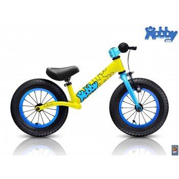 Велобалансир+беговел hobby-bike rt original balance twenty two 22 yellow a