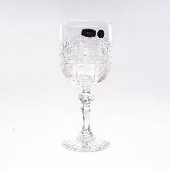 Набор бокалов для вина мирел 220 мл glasspo (6 шт)