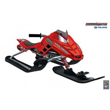 37005 снегокат snow moto polaris rush red
