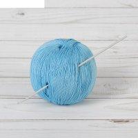 Крючок для вязания, d=2,25мм, 15см