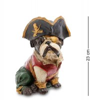 Ns-170 статуэтка собака капитан флинт