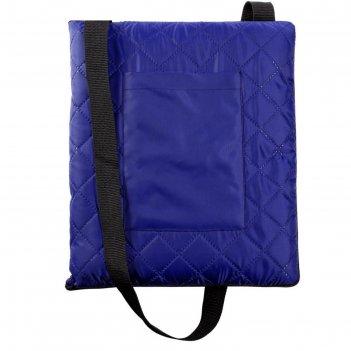 Плед для пикника soft   dry, размер 115x145 см, цвет ярко-синий